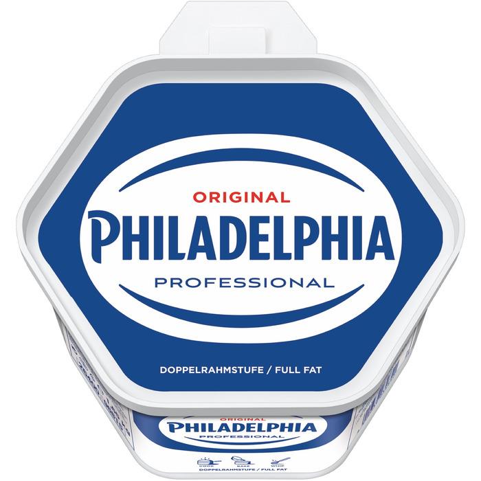 Philadelphia Doppelrahm